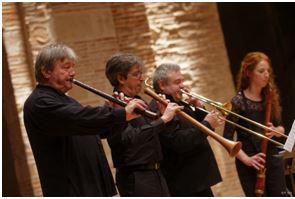 FestiOrgue 2017 : Concert des Sacqueboutiers ensemble de cuivres anciens de Toulouse