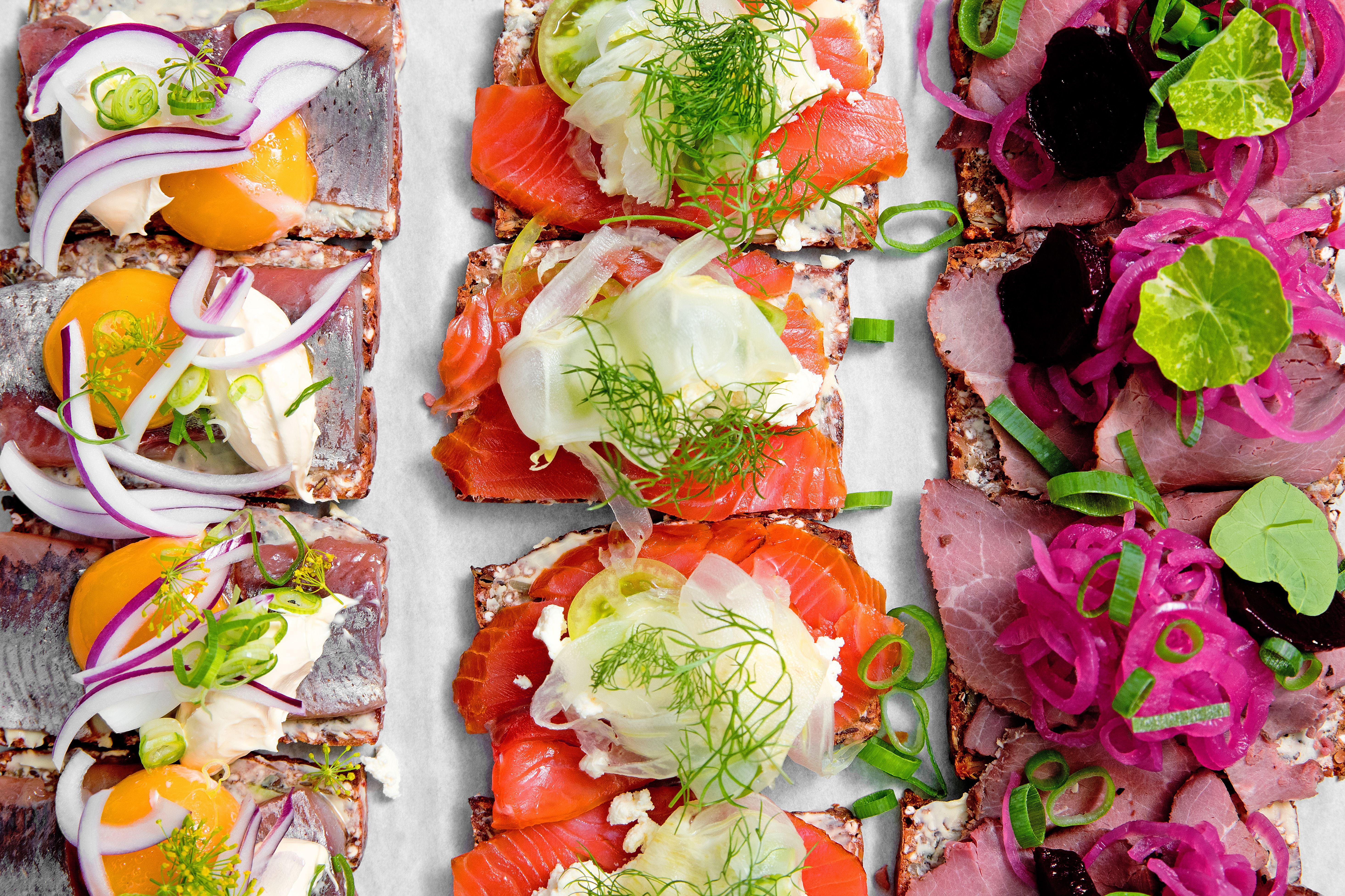 Geir Mogen/Credo, Rustikk og ærlig hverdagsmat med fantastiske råvarer og smaker.