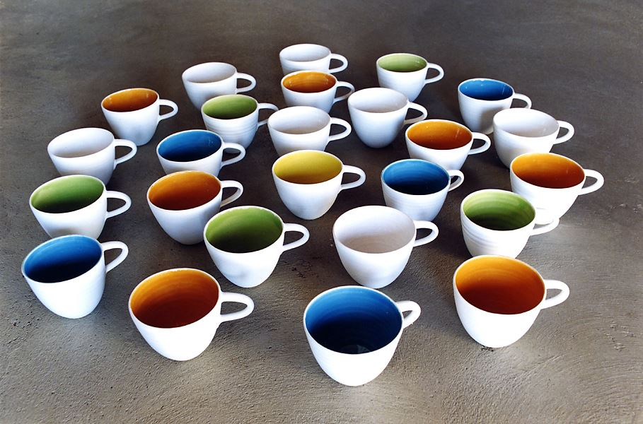 Elna-Karin Helgesson, bruks- & unik keramik