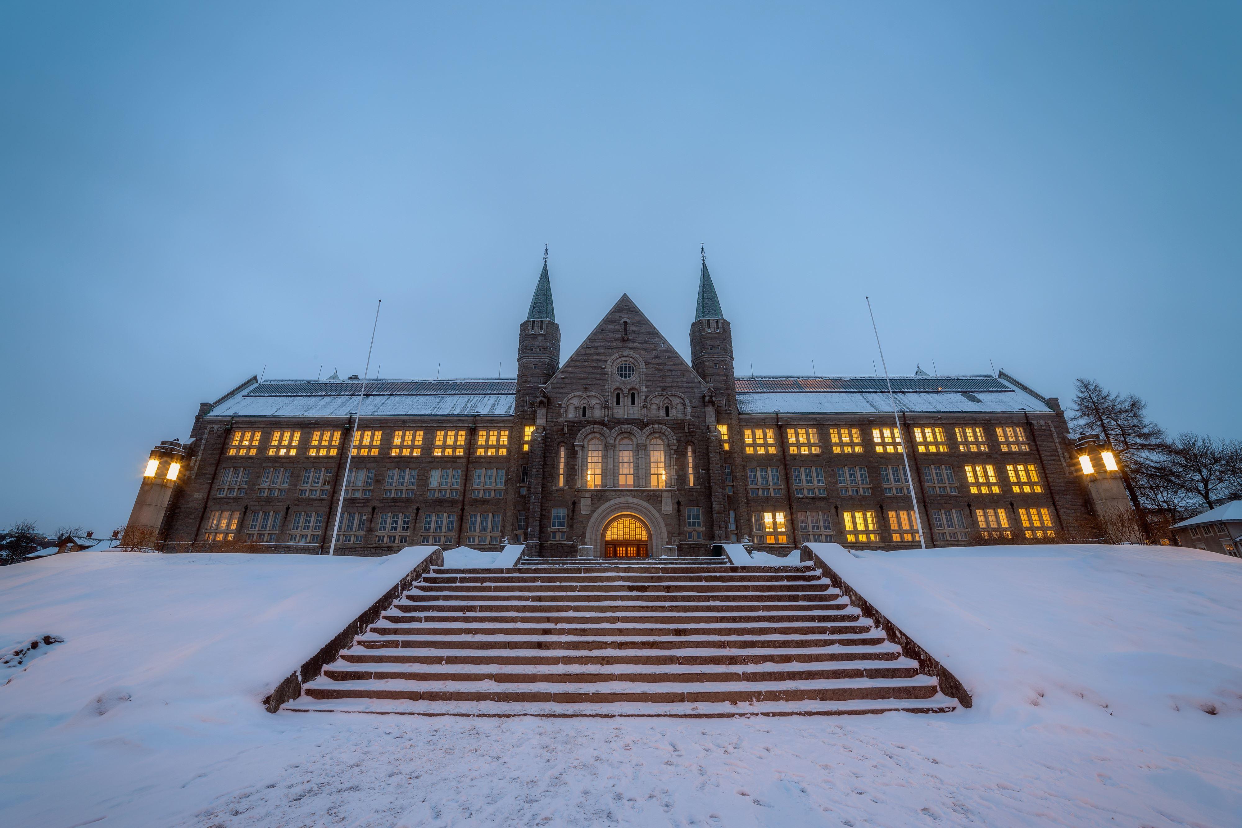 Visit Trondheim/Knut Aage Dahl, NTNU Videre