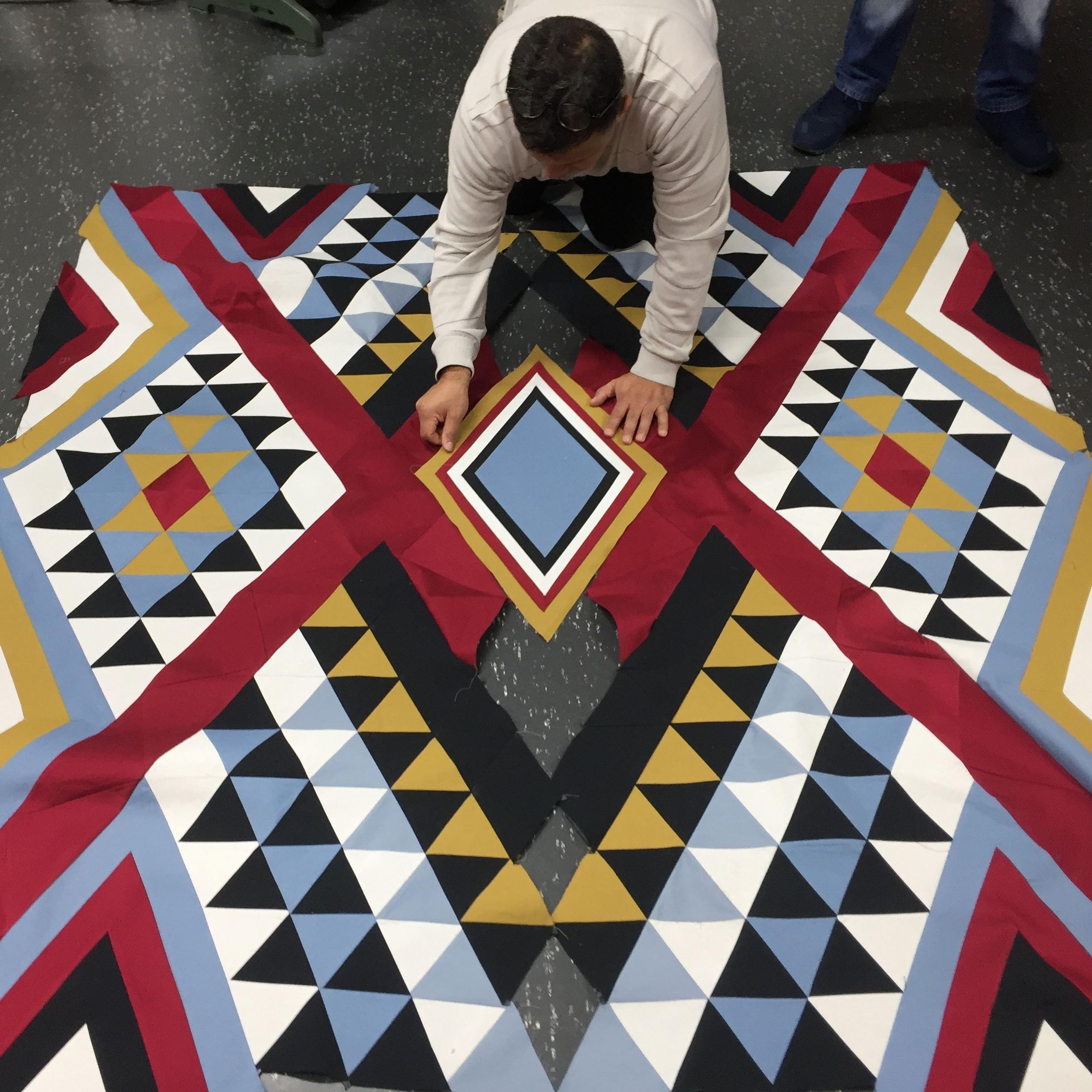 Vandalorum - Textil Integration