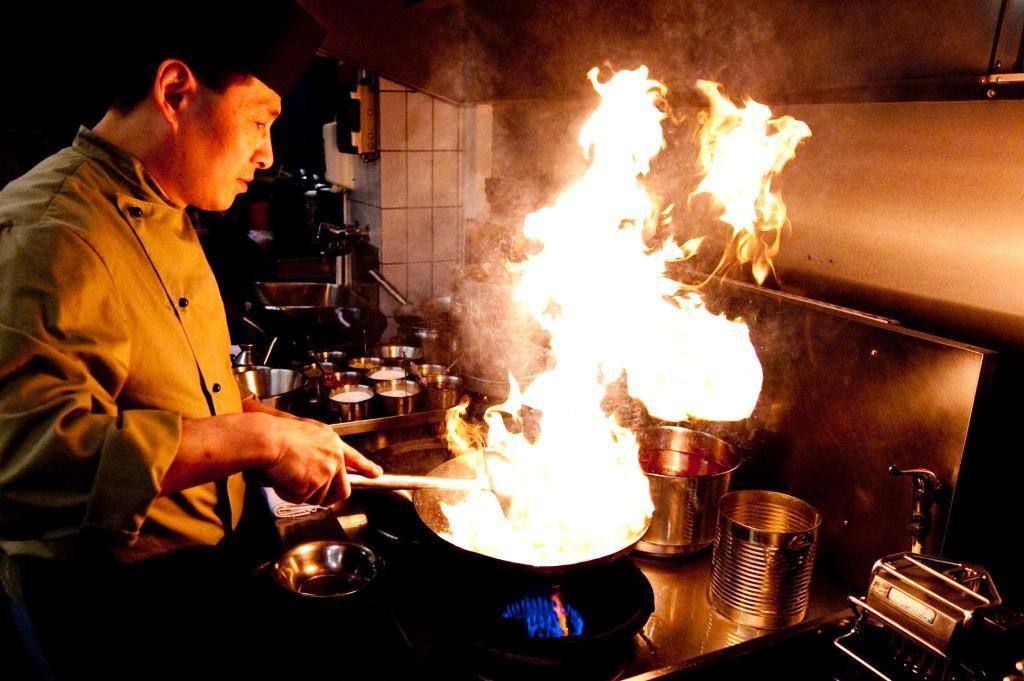 Szechuan Restaurant, Szechuan Restaurant