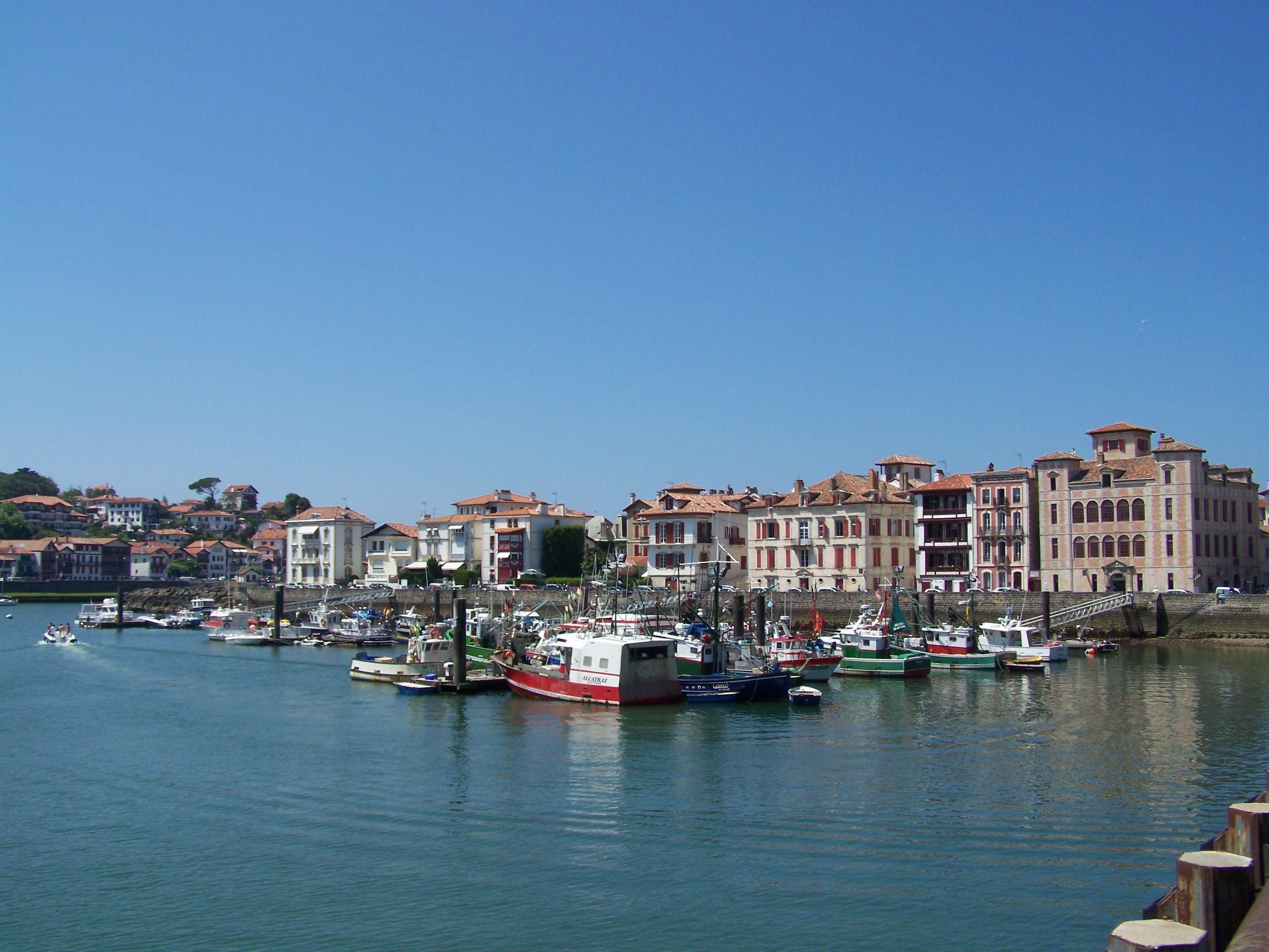 """Saint-Jean-de-Luz et Ciboure : Visite patrimoniale """"Port d'hier et d'aujourd'hui"""""""