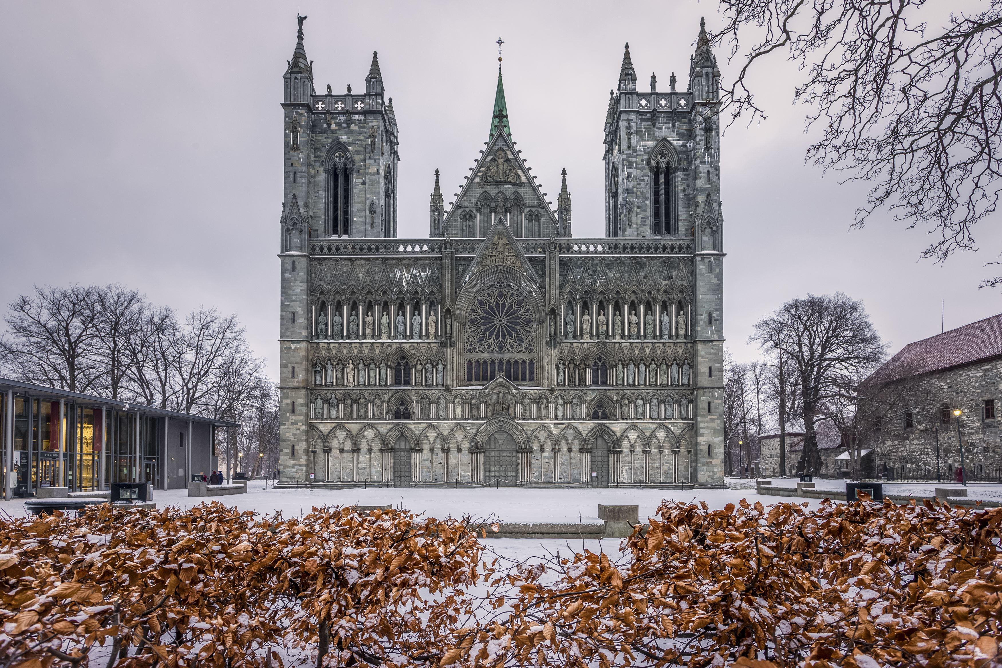 Visit Trondheim/Knut Aage Dahl, Nidaros Cathedral