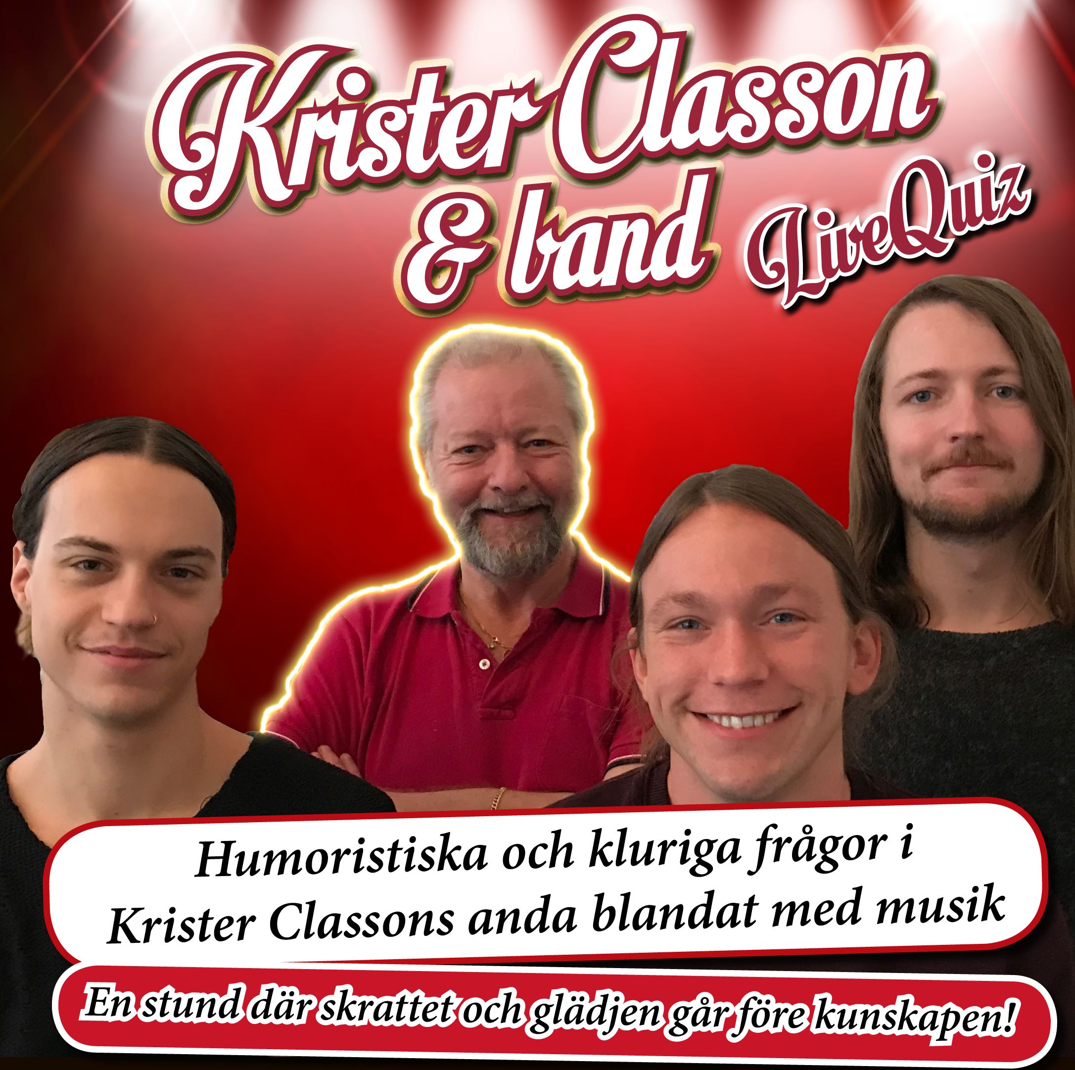 Krister Classon & band