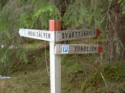 Naturschutzgebiet Sundsjöåsen
