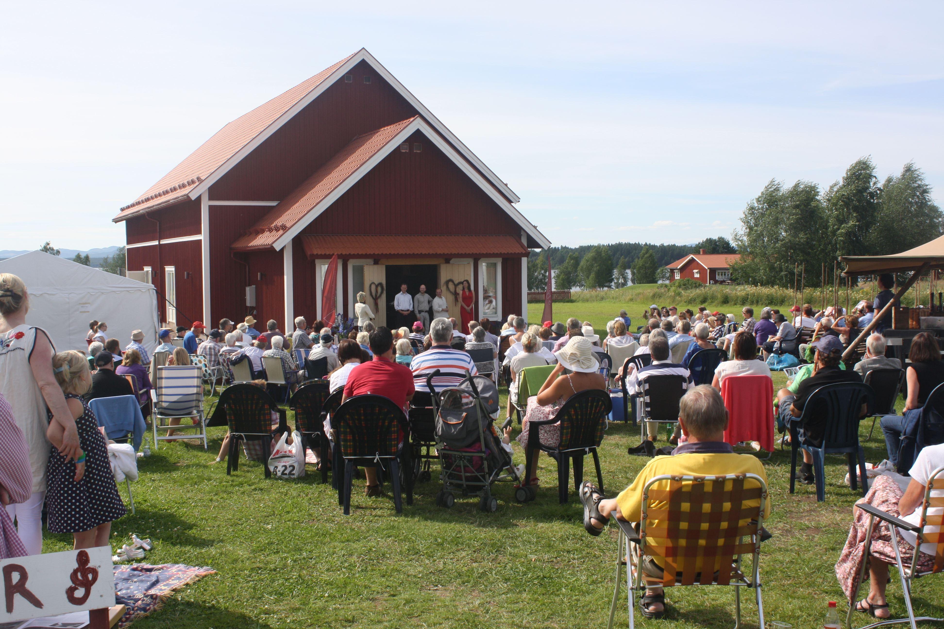 Sångfest - Operapicknink