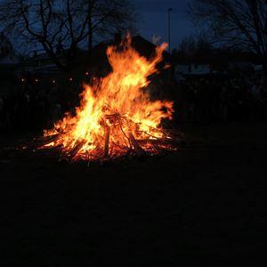 Valborgsmässofirande i Furusjö
