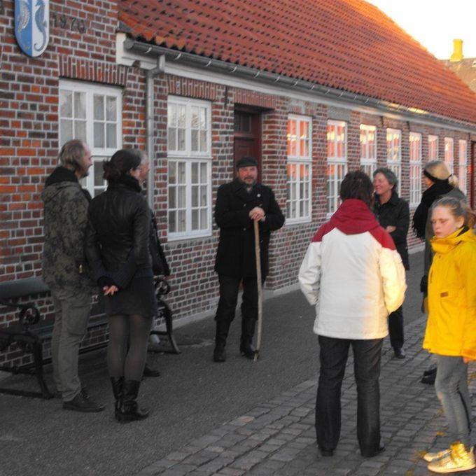 Skrøner – guides på dansk