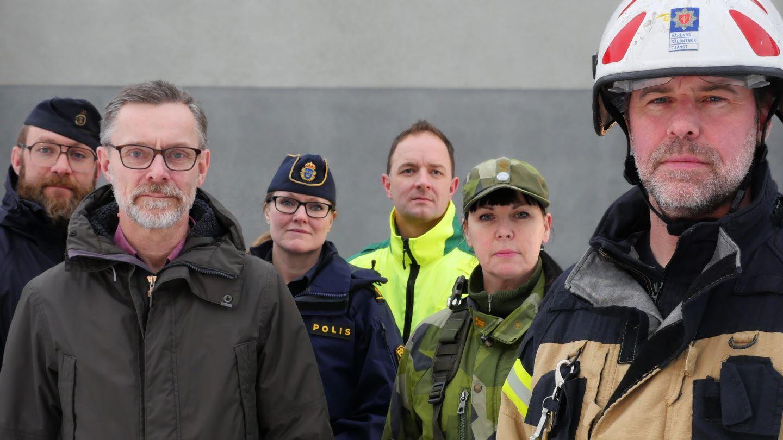 Tillsammans för ett robust Sverige