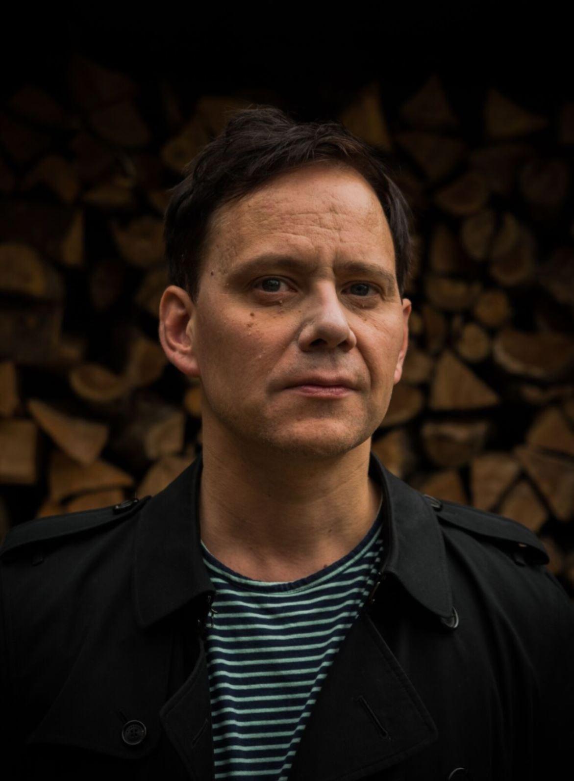 Johannes Klenell, Författarbesök på Hudiksvalls bibliotek: Mats Jonsson