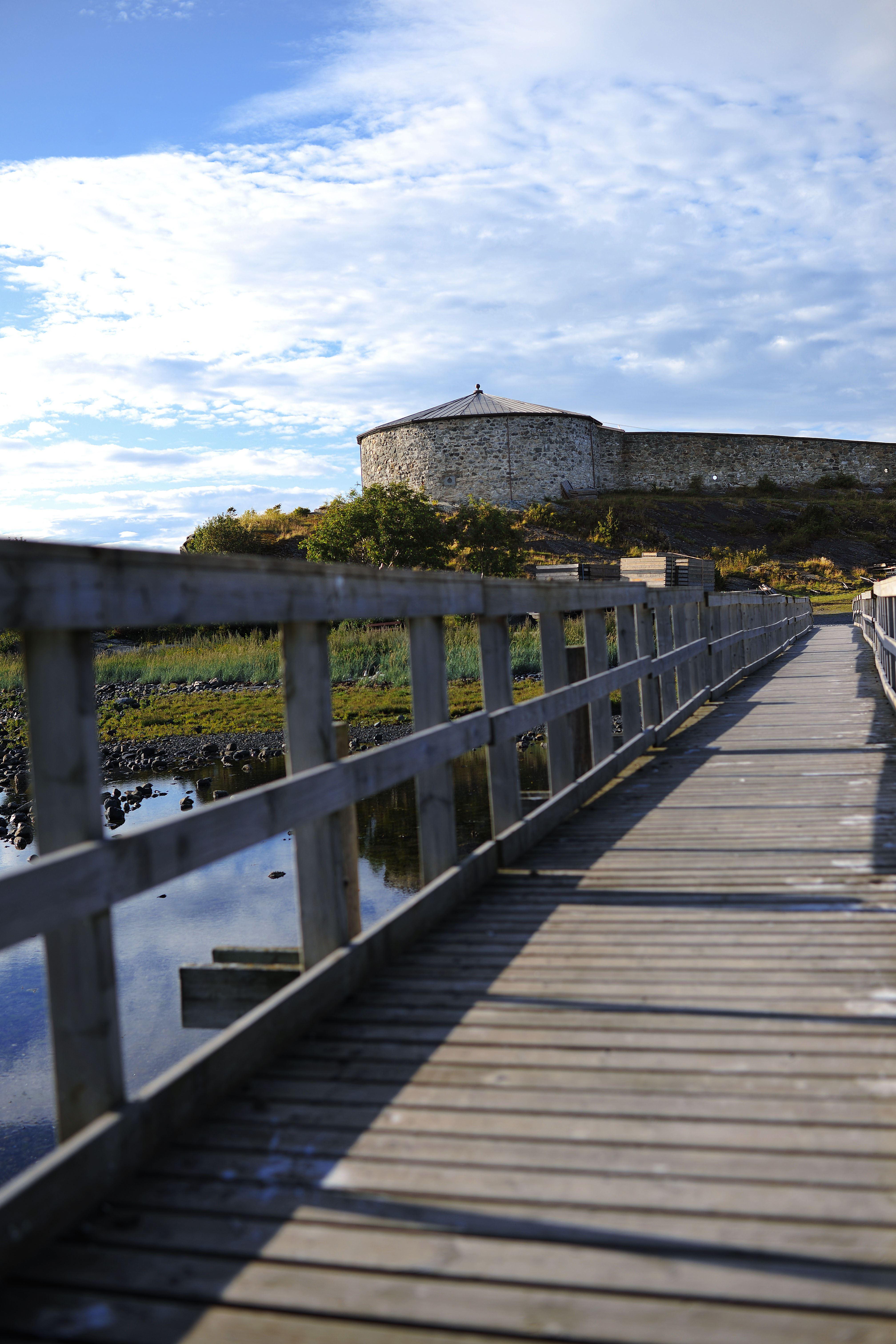 Marius Rua, Steinvikholm Castle