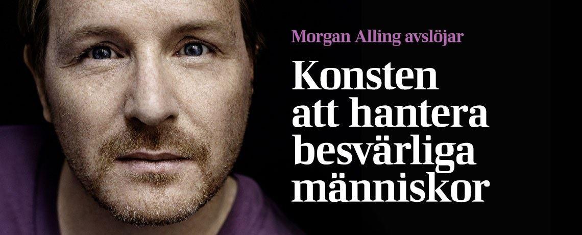 Föredrag - Morgan Alling