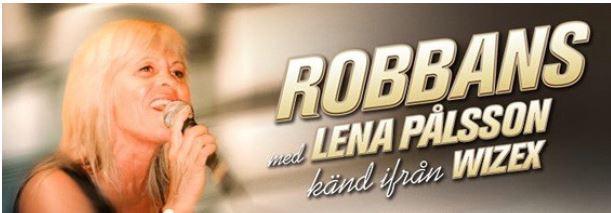 Dans till Robbans med Lena Pålsson