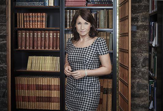 Författarfredag med Martina Haag