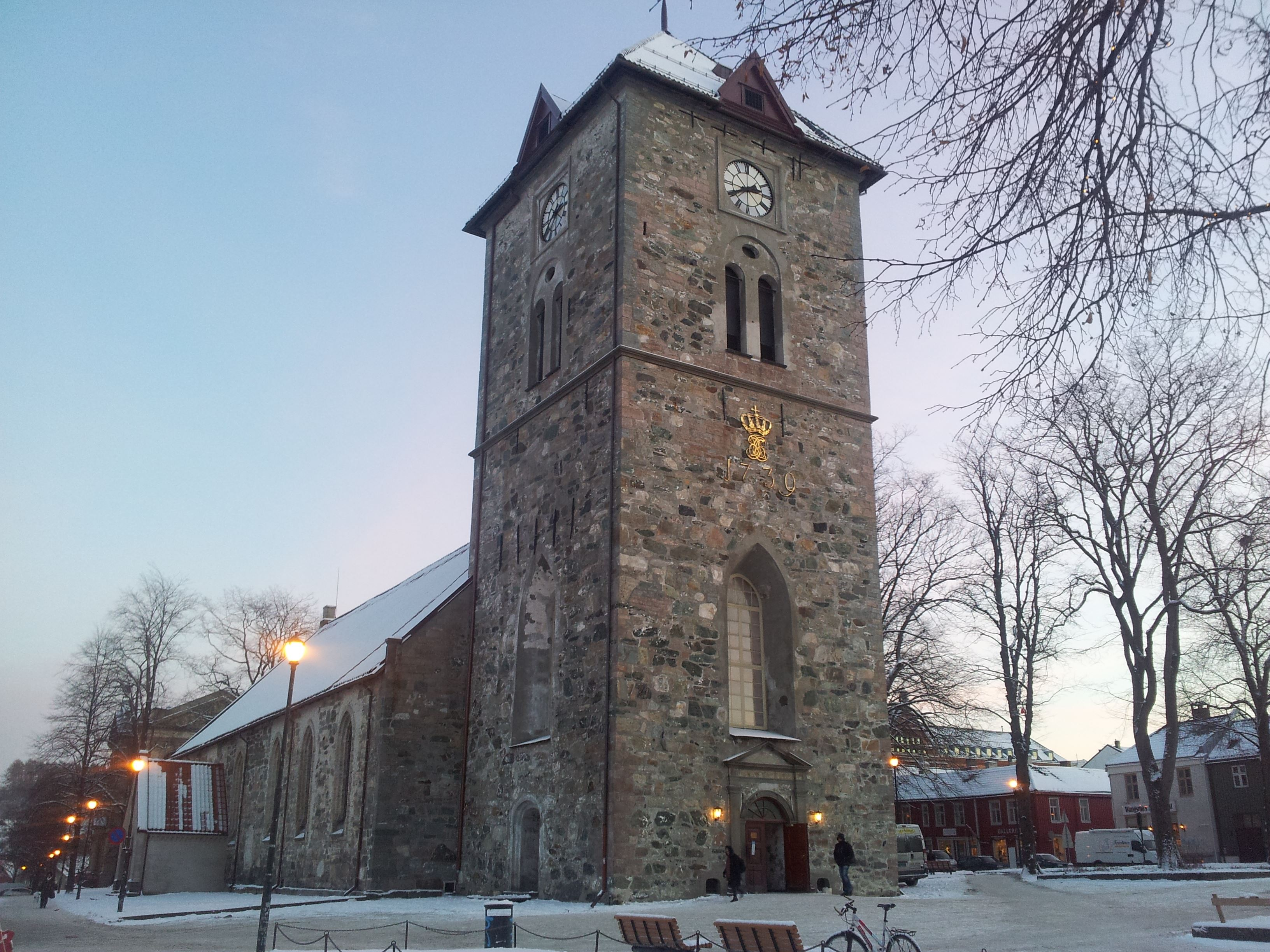 Visit Trondheim, The Church of our Lady