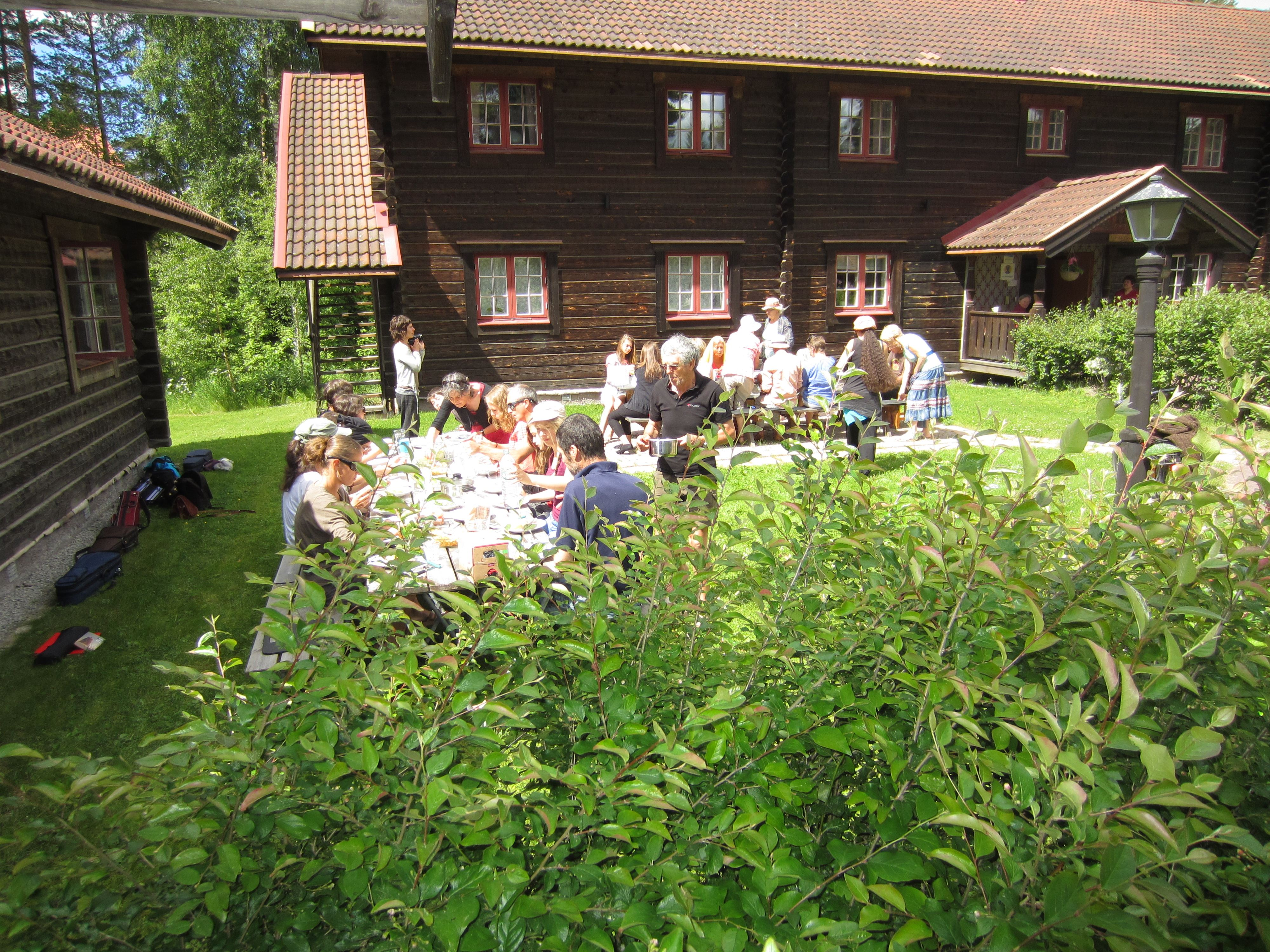 Rättviksgården B&B and Youth hostel