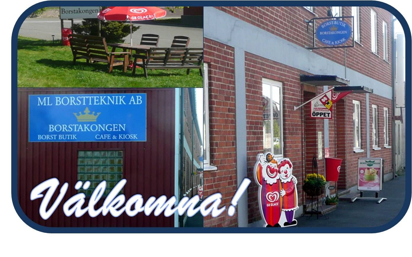 20års jubileum på Borstakongen Borstbutik & Café