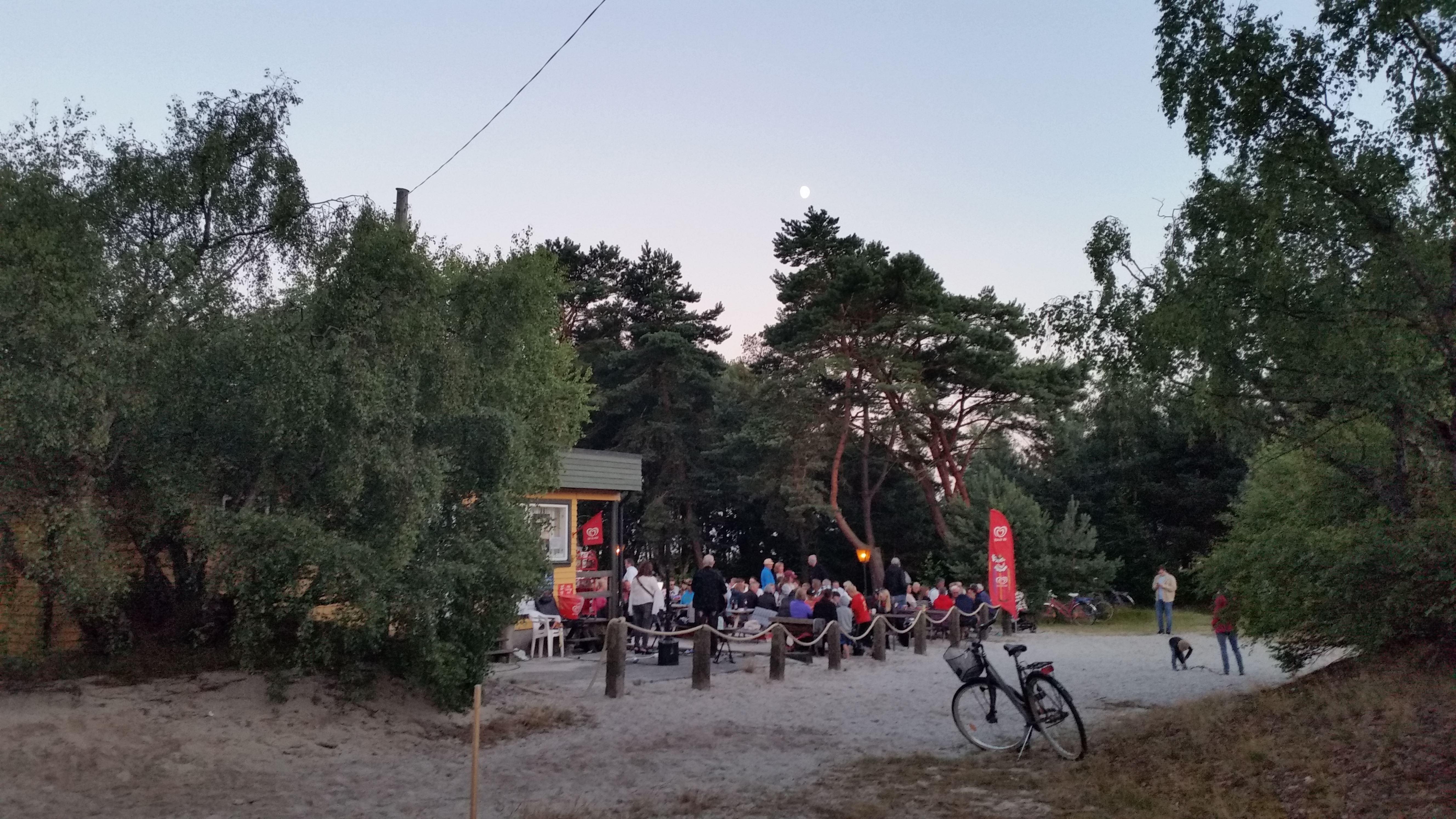 Strandcaféet Sandviken