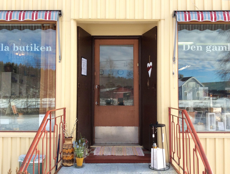 Den gamla Butiken i Örsbäck