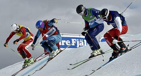 FIS Skicross och Sverige Cup