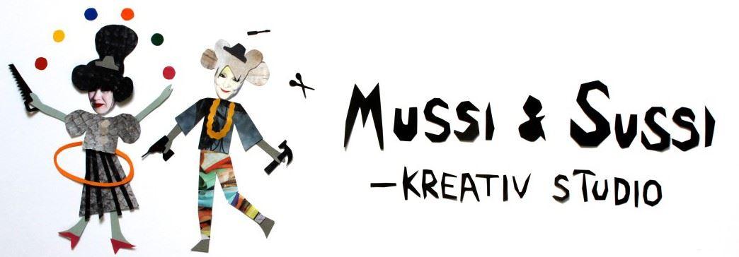 Återvinningsworkshop med Sussi & Mussi