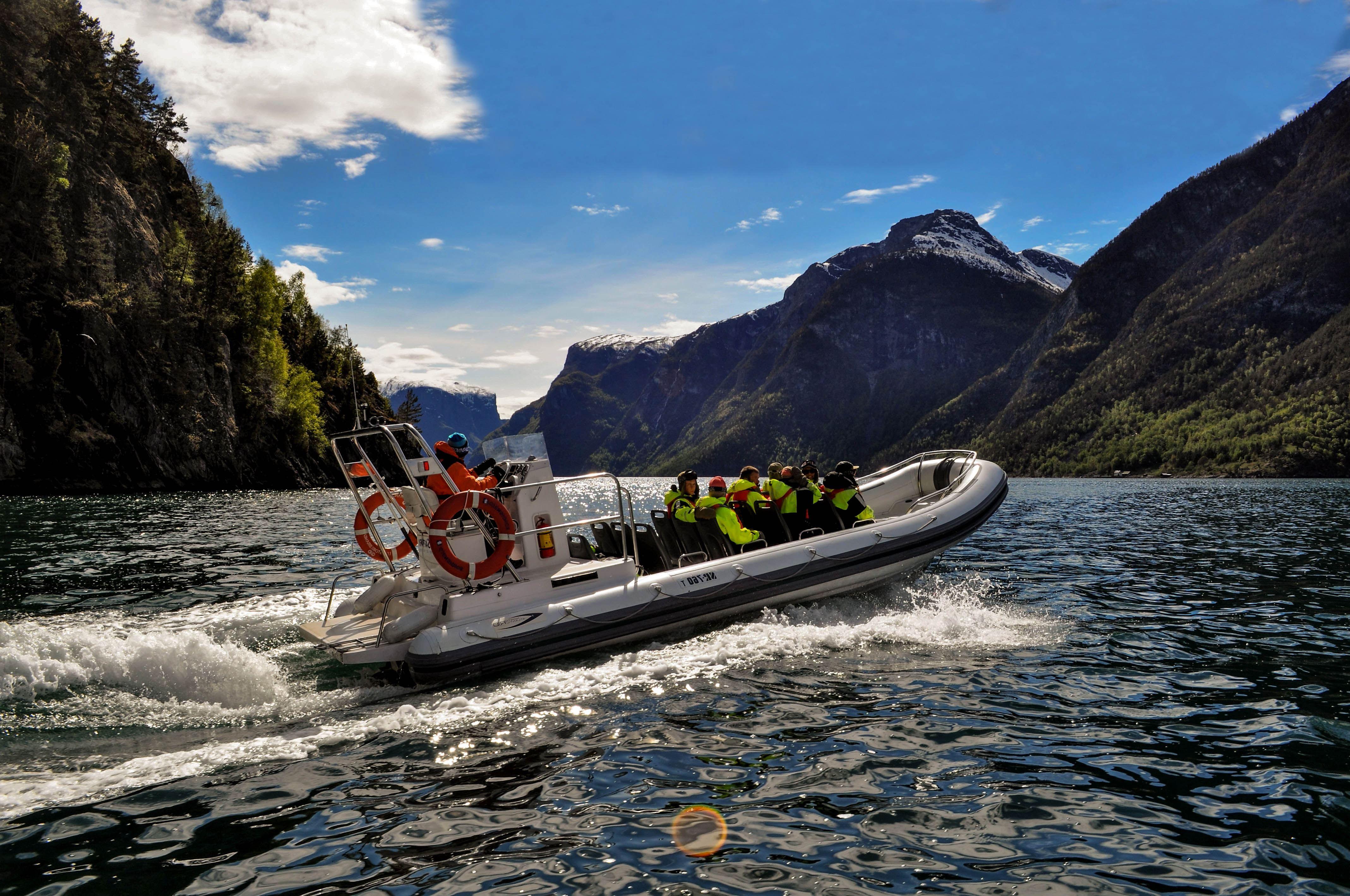 Heritage Taste Fjordsafari