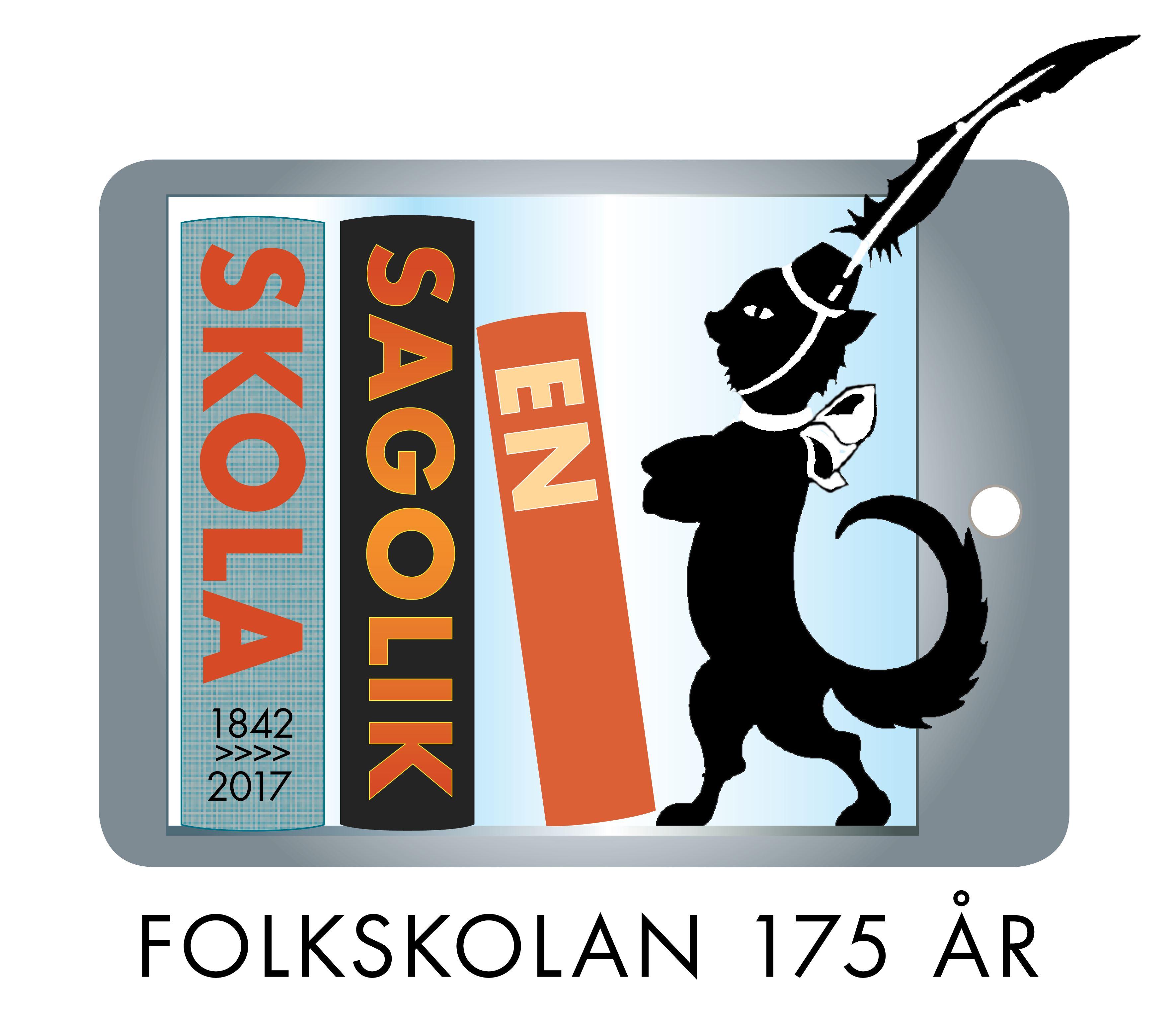 En sagolik skola - Folkskolan 175 år!