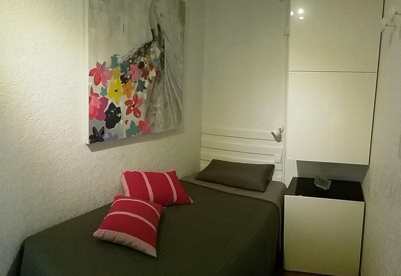 0347 - Studio Cabine - LES SABLES D'OR  - AGENCE LAVANDOU IMMOBILIER