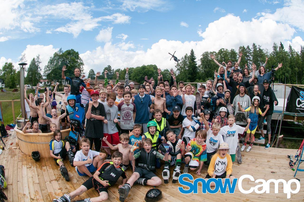 SnowCamp - actionsportarena