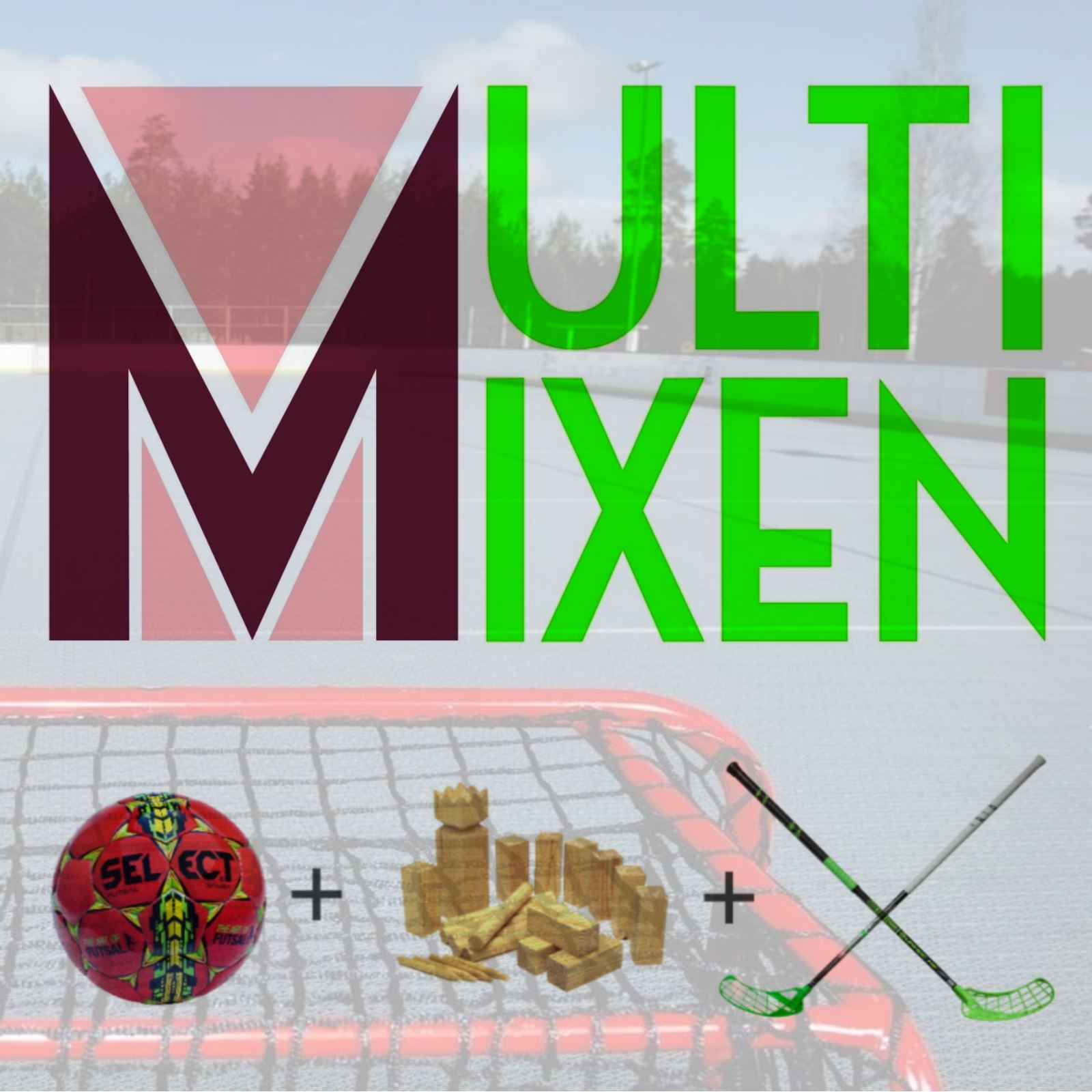 Multimixen - Triathlon