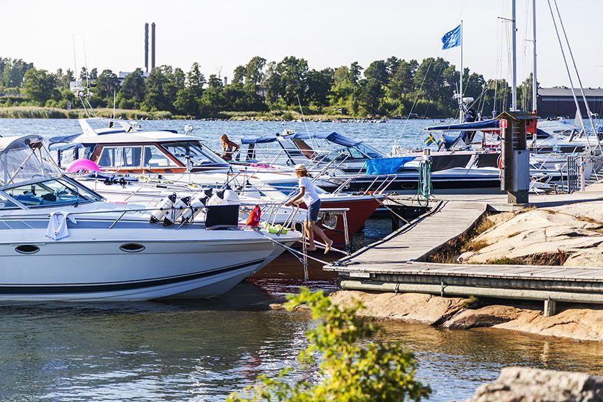 Västervik Resort- Gästhamn