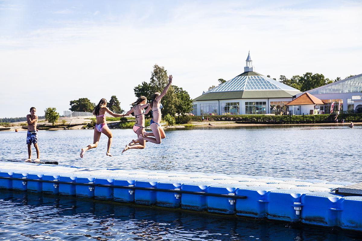 Västervik Resort Lysingsbadet