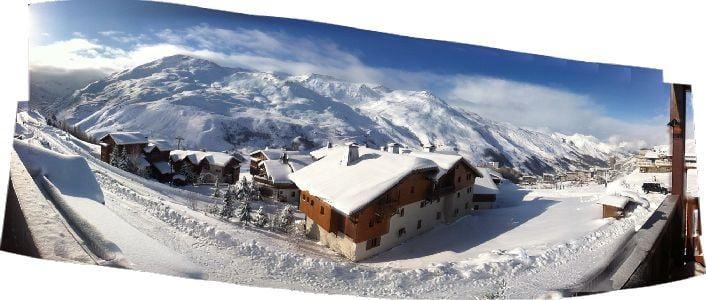 3 Pièces 4 Pers skis au pieds / La Sapiniere 5