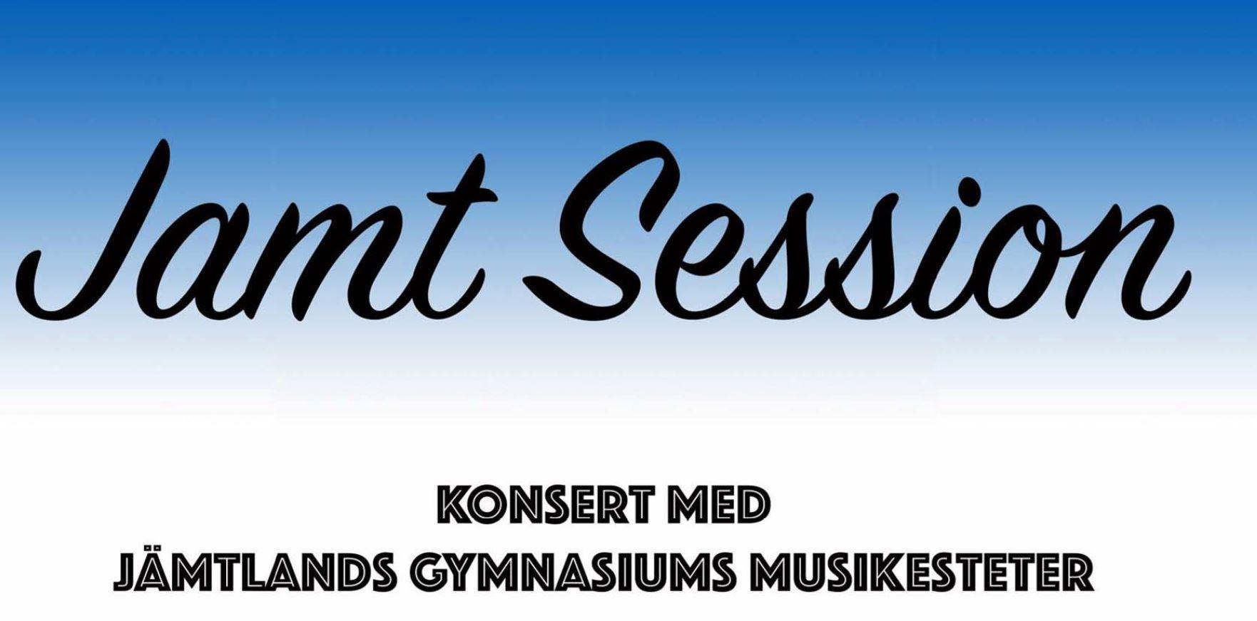 Jamt Session med Jämtlands Gymnasium