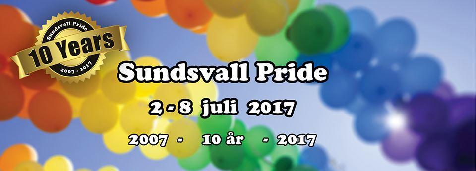 Sundsvall Pride 2017