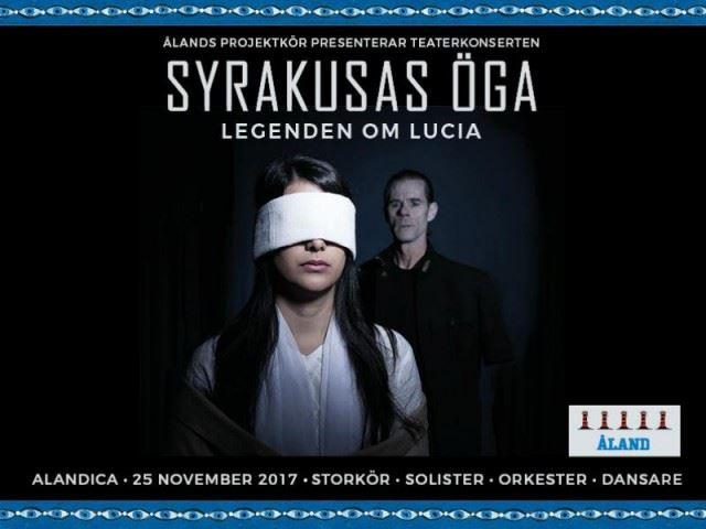 Syrakusas öga - legenden om Lucia