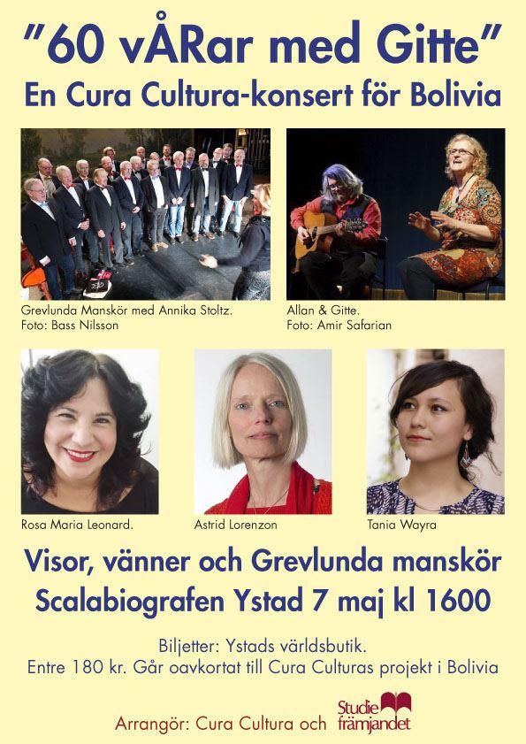 60 vÅRar med Gitte