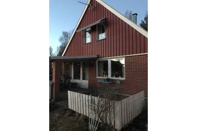 Arvika - Villa i Taserud (Huset ligger på träningskartan) Ca 8 min cykeltur till Flygfältet (O-ringen torget