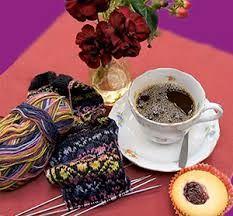 Kulturvecka - Stickcafé