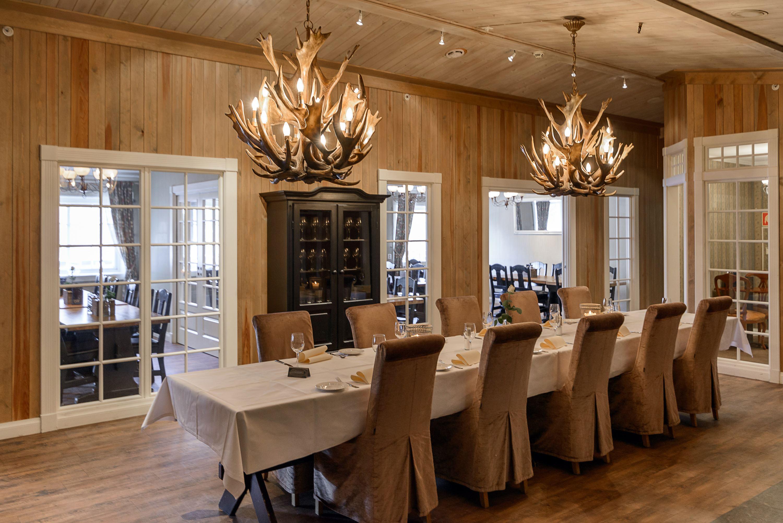 Sunday Dinner at Hafjell Hotel