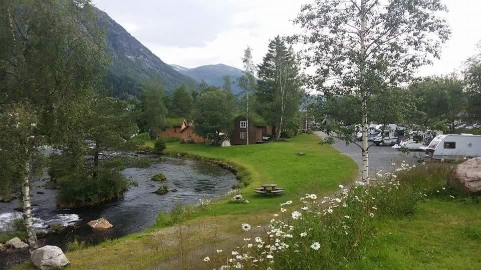Jølvassbu Camping