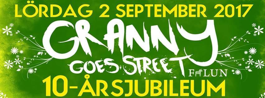 Granny Goes Street - Festival