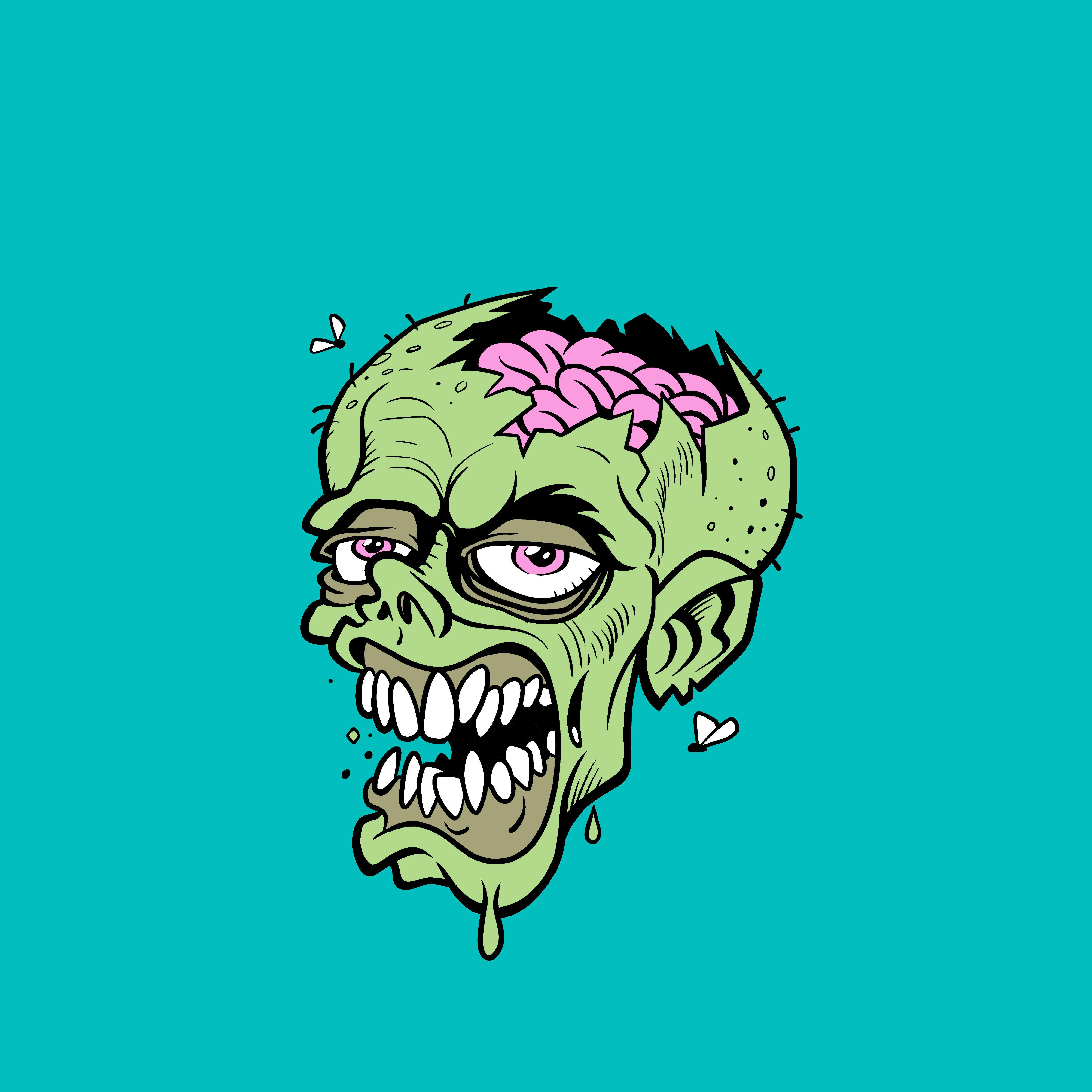 Zombieworkshop med Jimmy Wallin