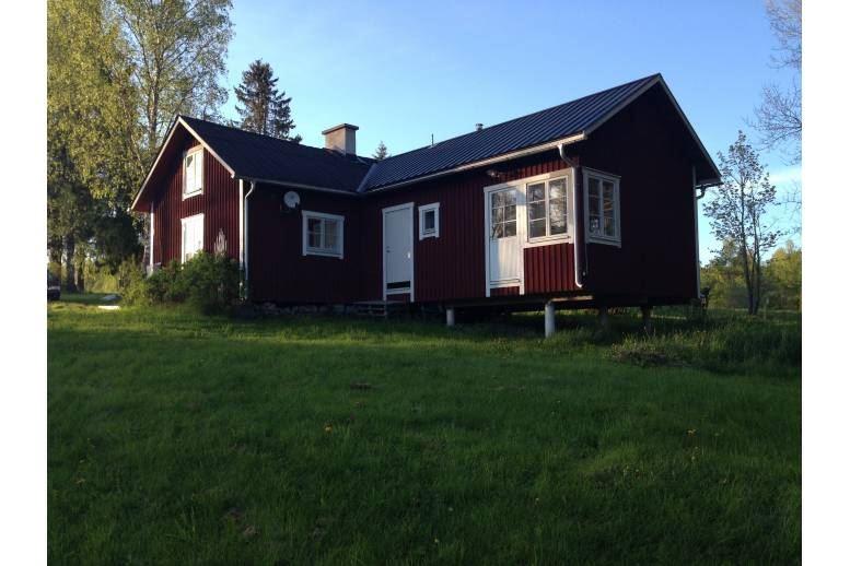 Brunskog - Litet hus