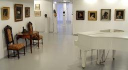 Guided tour in Orimattila Art Museum