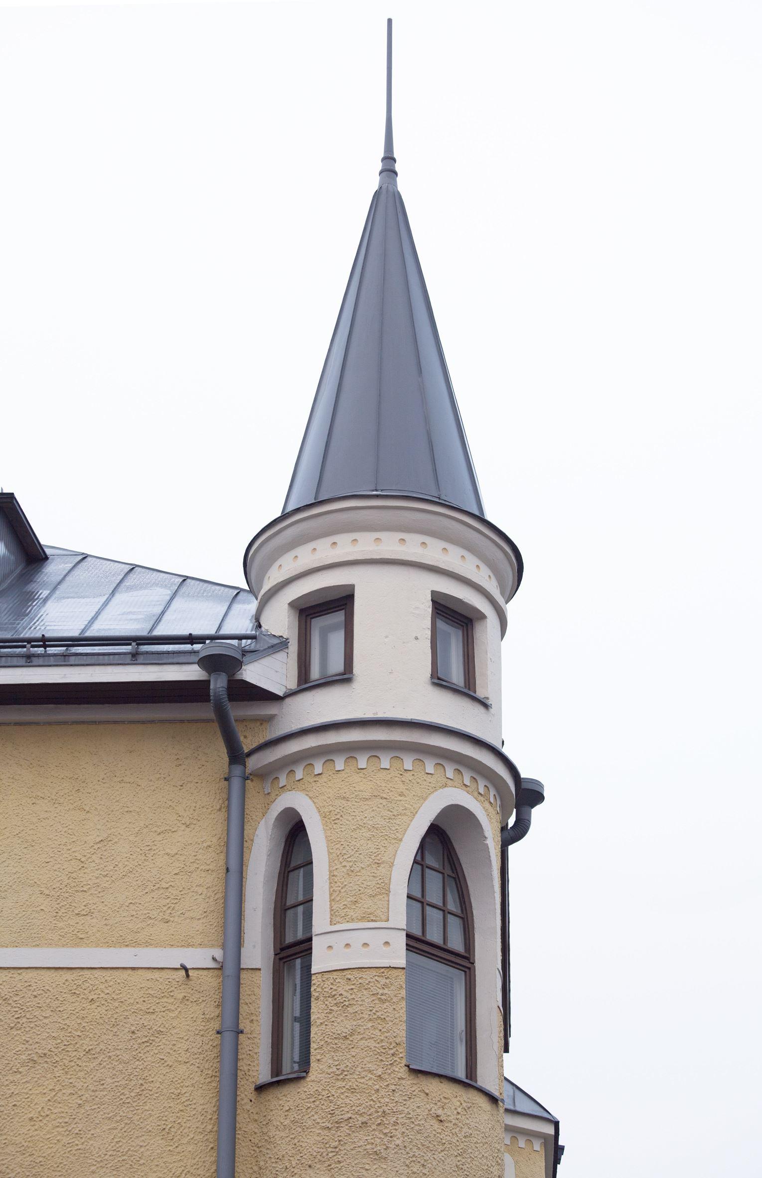Jugendtalot Lahdessa -arkkitehtuuriopastus | Lahden kaupunginmuseo