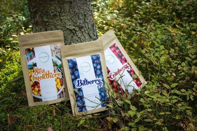 Wild and abundant treasures of Finnish nature