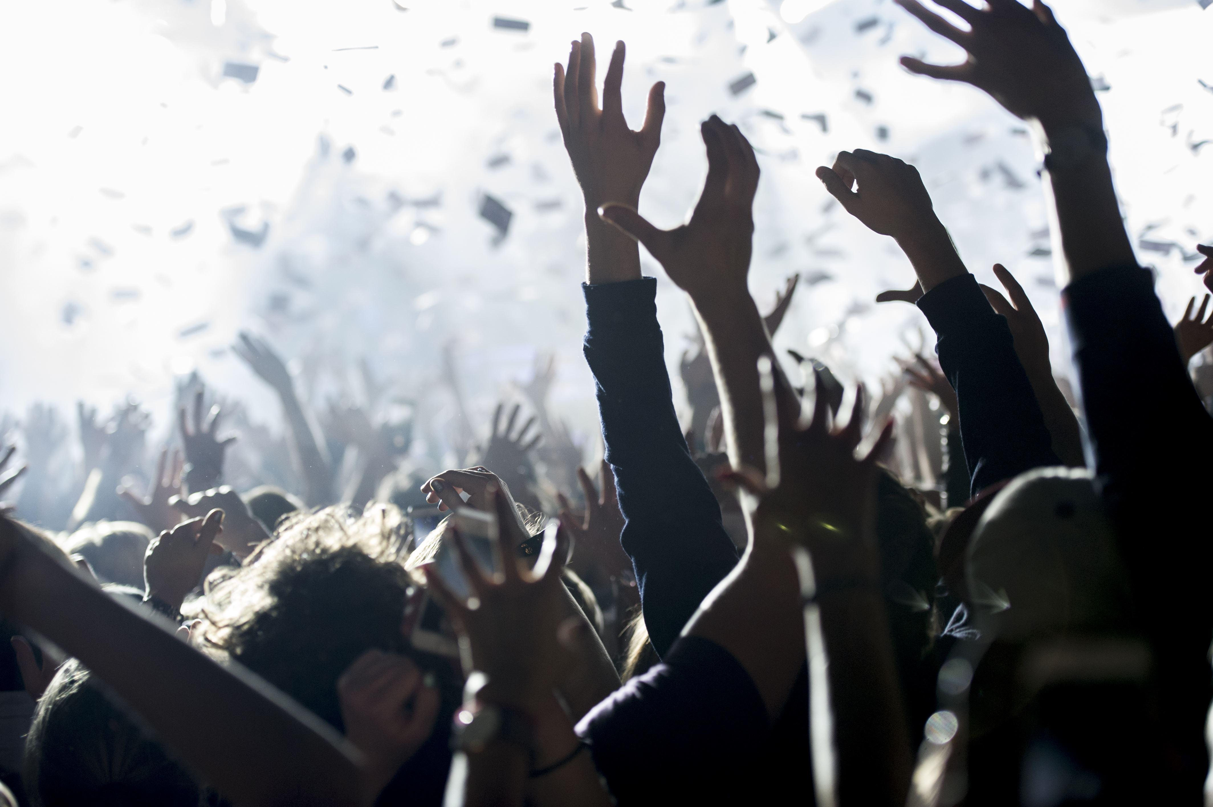 UKA, Folkehav på konsert på UKA i Trondheim