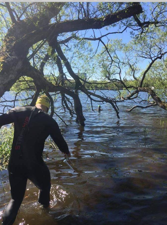 Idrott: Växjö Triathlon